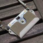 Die Paper Shoot Camera besteht aus Papier. (Bild: Papershoot)