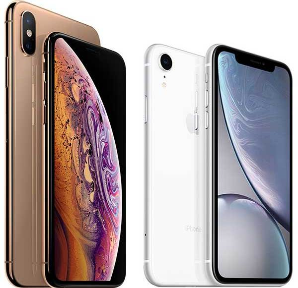 Apple iPhone 10s – innovations nil