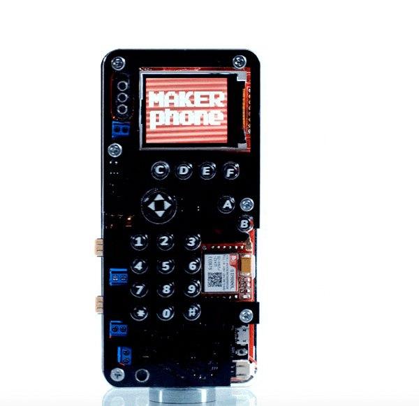 MakerPhone das Smartphone zum selber bauen