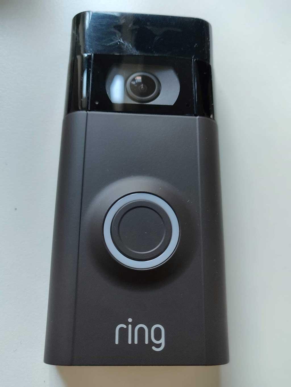 Die Ring Doorbell 2. (Bild: moobilux.com)