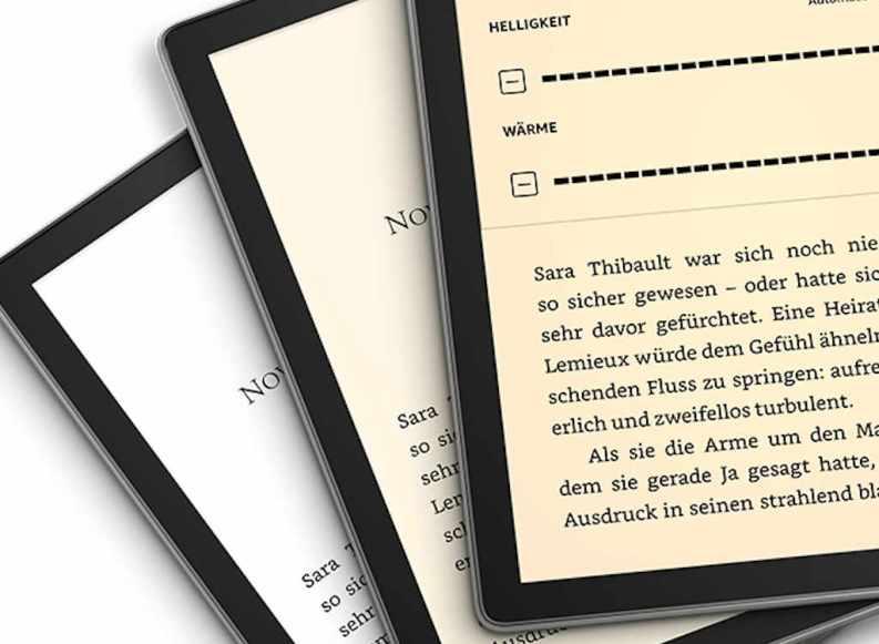E-Books: Wachstum stagniert in Deutschland