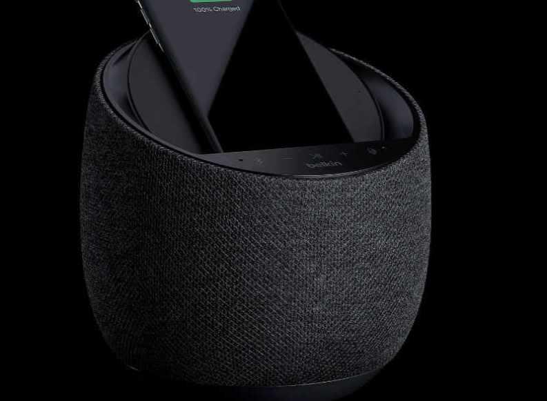CES20: Belkin & Devialet stellen smarten Lautsprecher mit drahtlosem Ladegerät vor