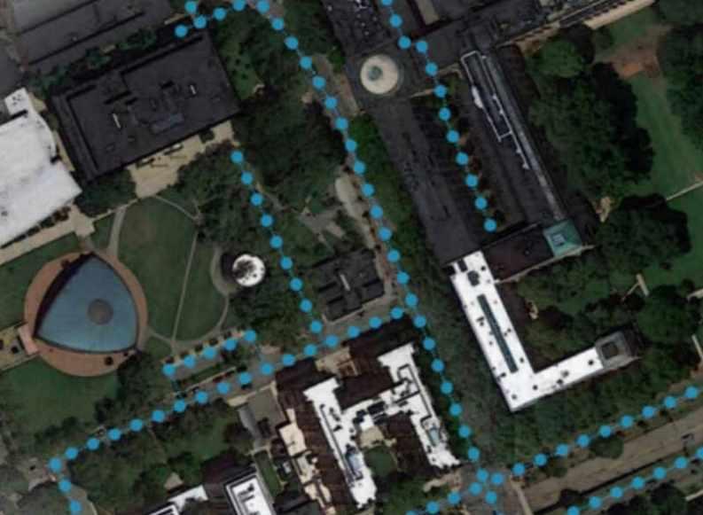 KI verbessert Navigationskarten