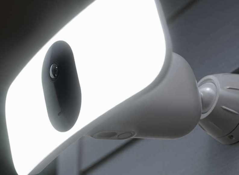 CES20: Arlo stellt Flutlicht-Kamera vor