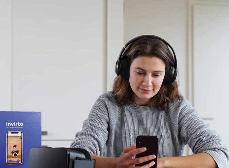 Digitale Therapie zur Behandlung von Angststörungen