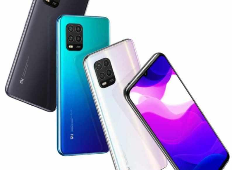 Xiaomi stellt Mi 10 Lite mit 5G vor