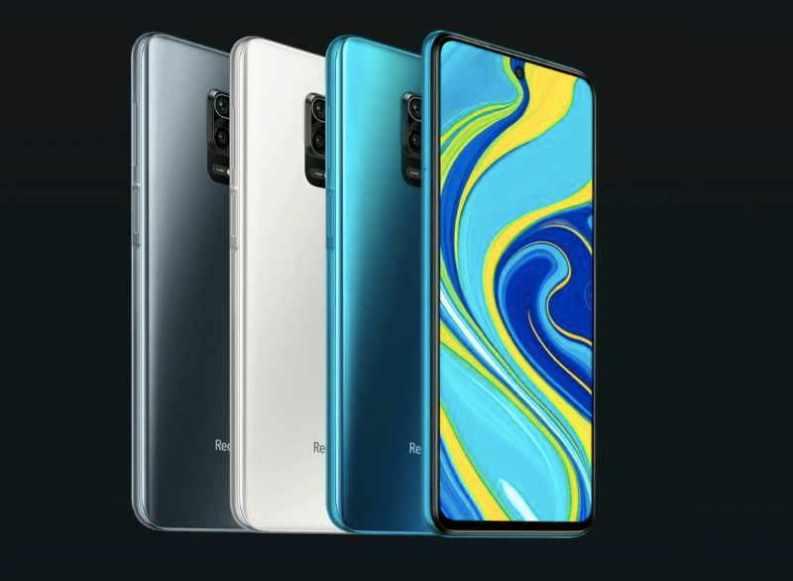 Xiaomi stellt Redmi Note 9S vor
