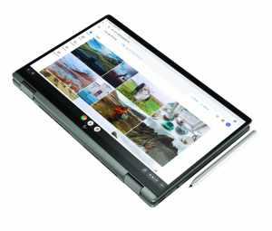 HP Chromebook x360 14c (Bild: HP)