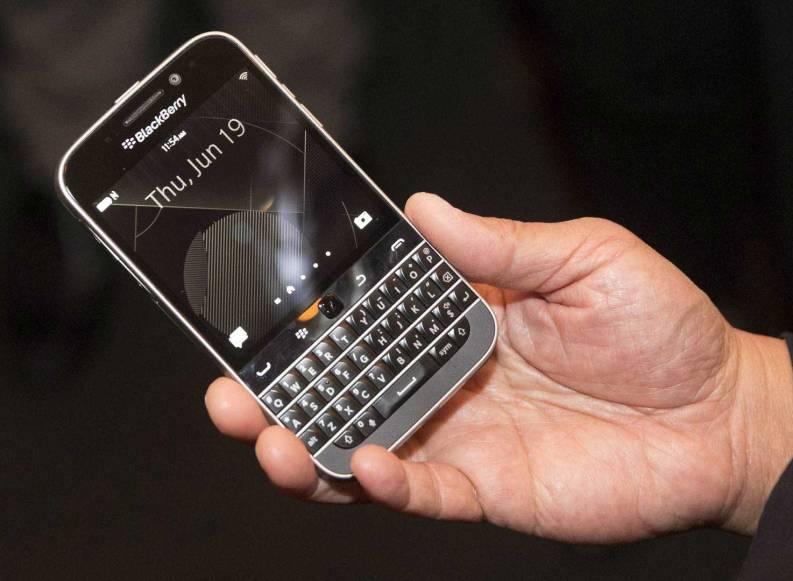 BlackBerry plant neue Kooperation für 5G-Smartphones