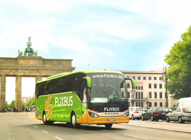 Coronavirus: Flixbus stellt während Lockdown Betrieb vorübergehend ein