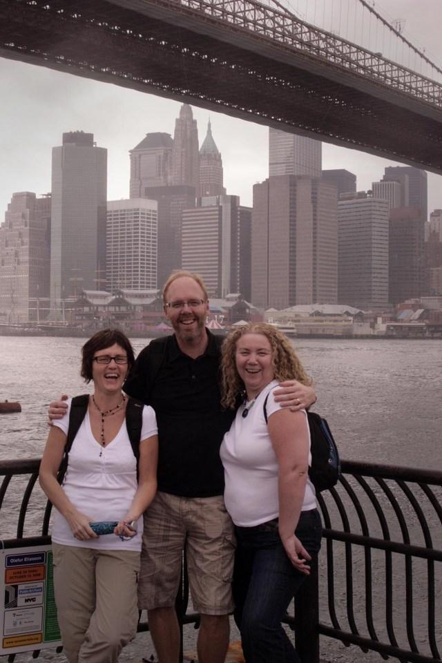 New York, blogg