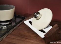 【系統櫃-馬德里系列】8wood廚房帶著時尚簡約風