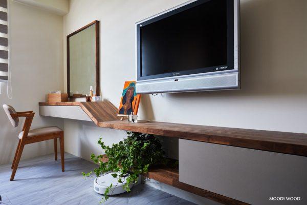 MOODI WOOD 傢櫥-賴宅細木櫥櫃