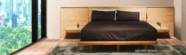 【 床架、壁板、床頭櫃 ⎮ 達文西系列 】