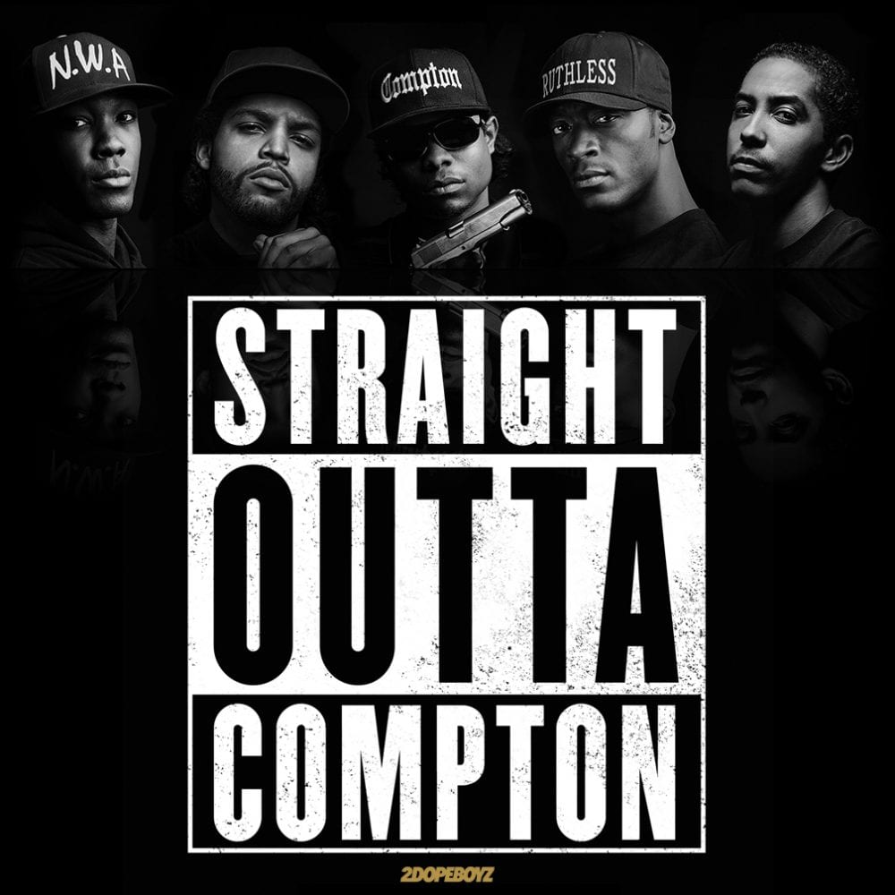 Straight Outta Compton Debunked