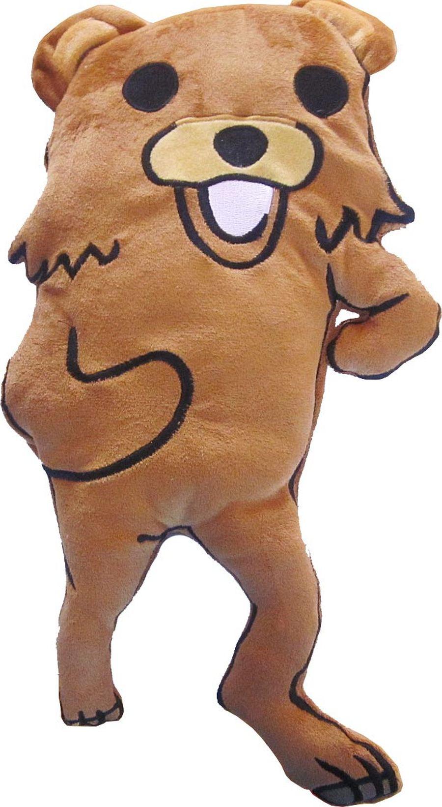 Moodrush Pedobear Plush Cushion 9gag Smiley Marina Joyce Meme