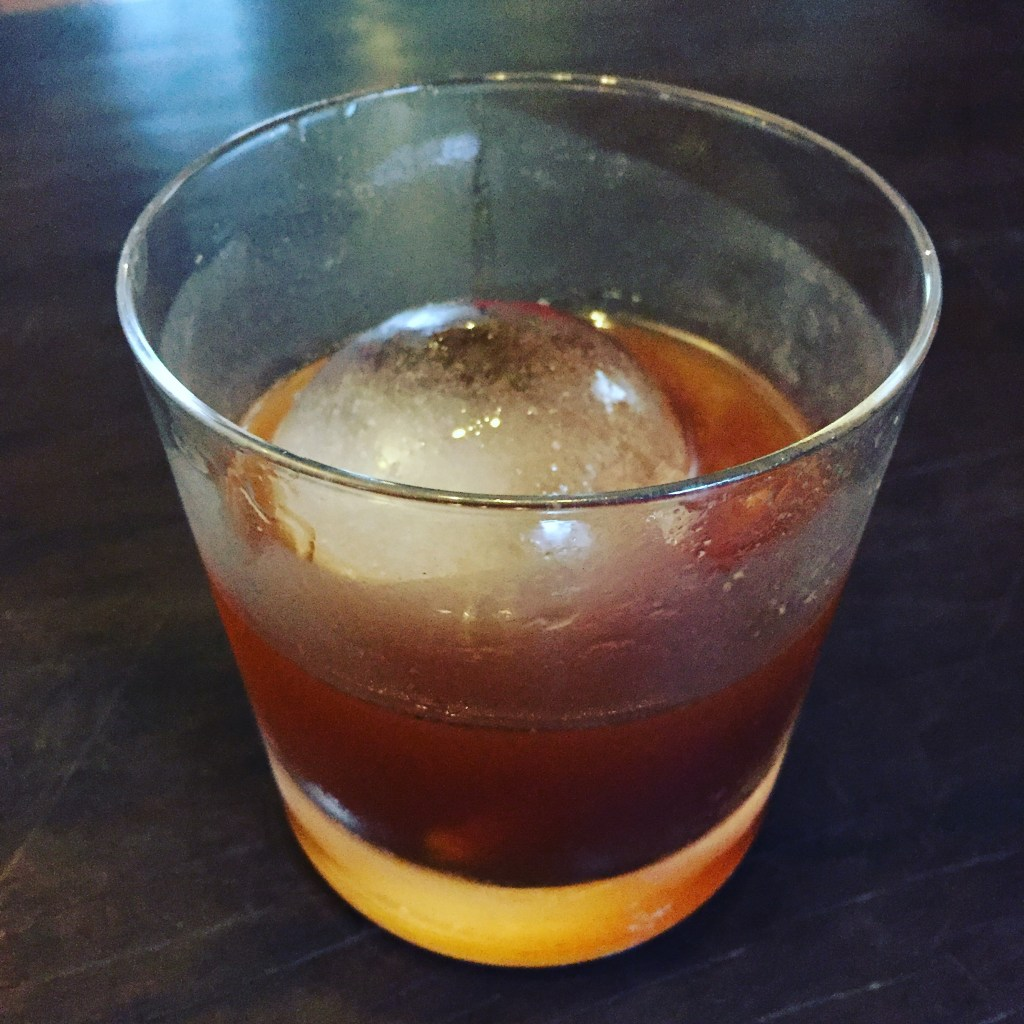 Chipotle and Rye Old Fashioned by the Mood Therapist