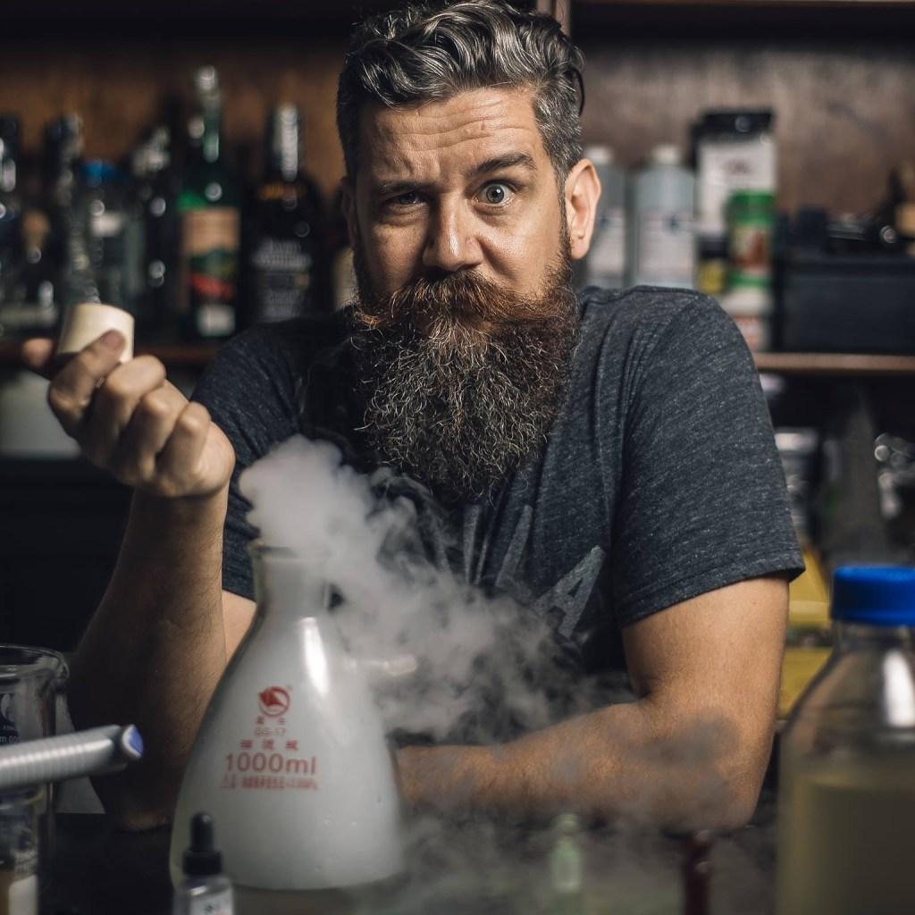 Hanoi's Mood Therapist Modernist Cocktails