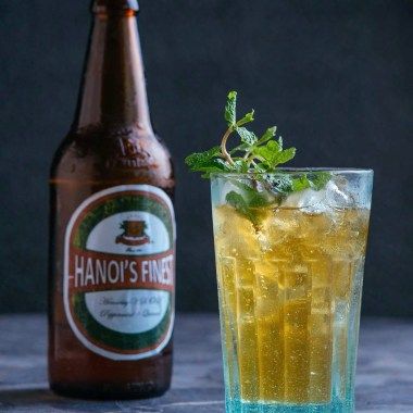 Hanoi's Finest Cocktail: Molecular Night 2.0