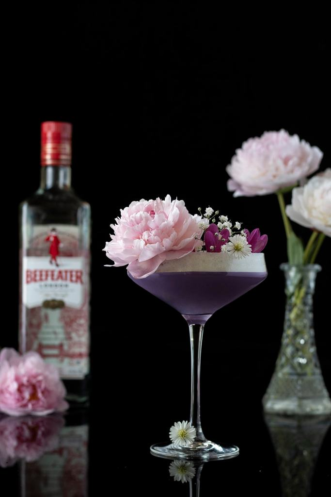 beefeater gin botanical cocktail