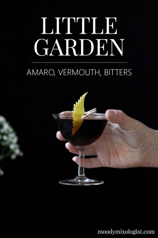 Piccolo Giardino: A Low-ABV Spring Cocktail
