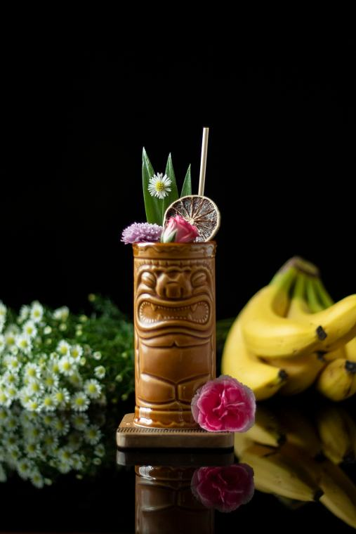 Offbeat Tiki Cocktails to Sip on This Summer