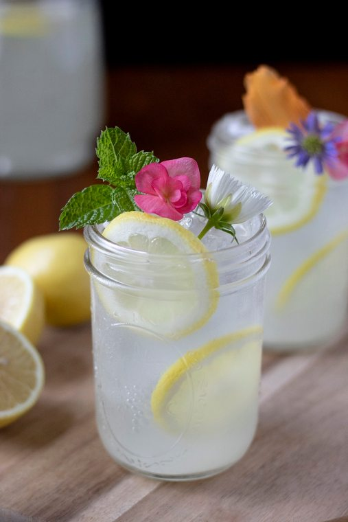 The Best Lemonade Recipe Ever. Seriously.