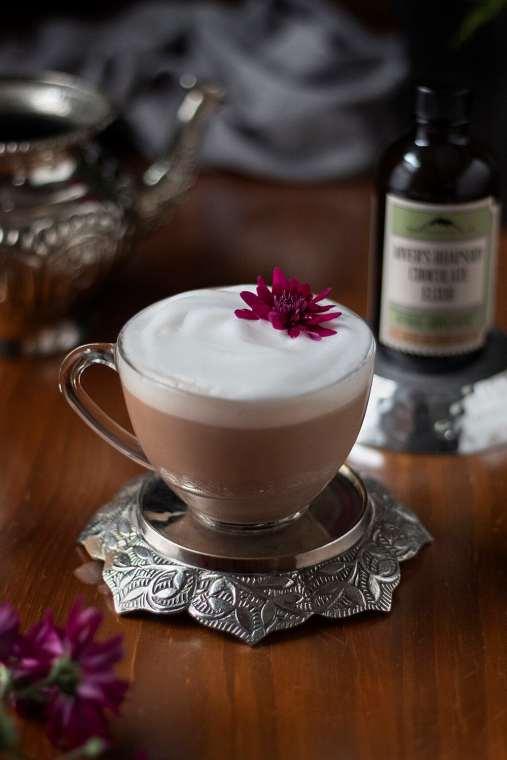Calming Chocolate Moon Milk