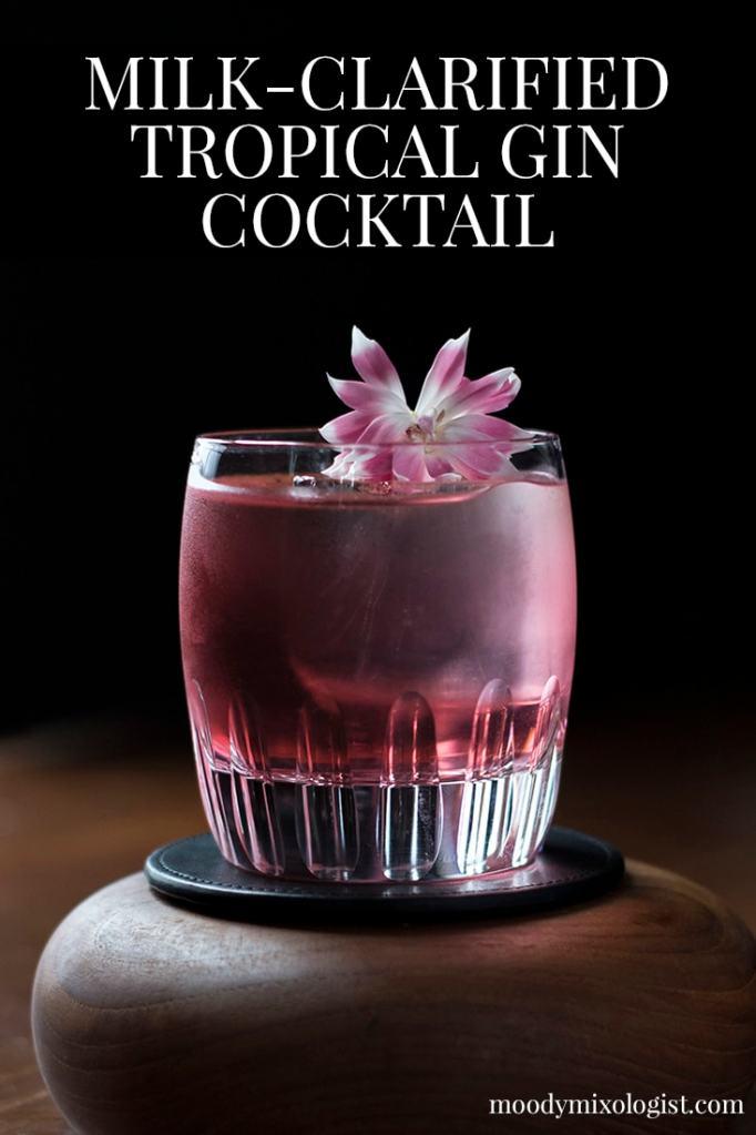 milk-clarified-tropical-gin-cocktail-recipe-2486066