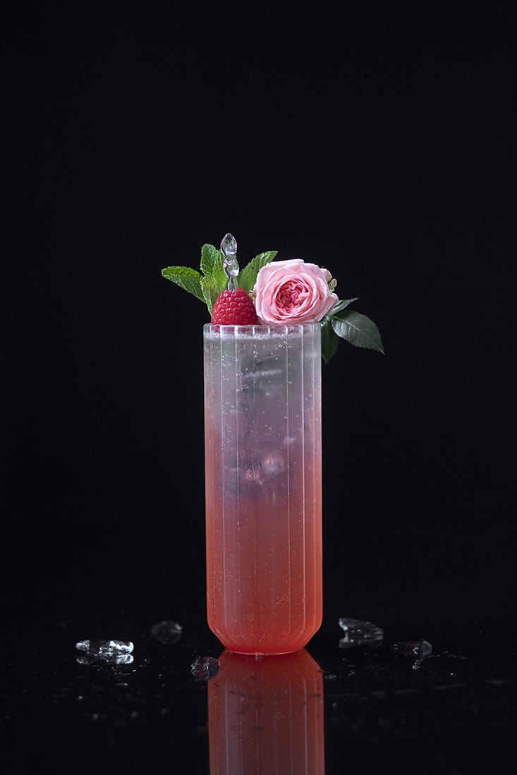 raspberry-and-rose-floradora-gin-cocktail-for-valentines-days