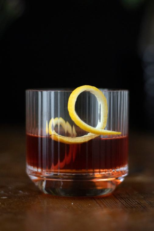 How to Make a Classic Sazerac