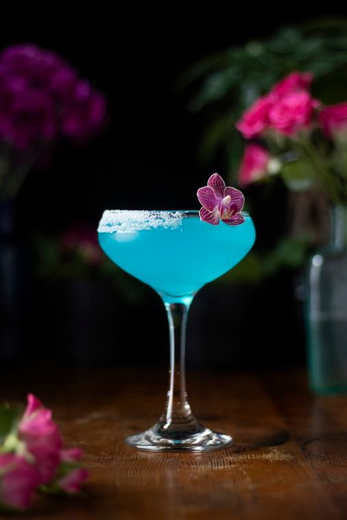 Jasmine Elderflower Daiquiri
