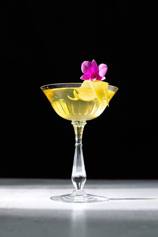Yellow Parrot Cocktail Recipe