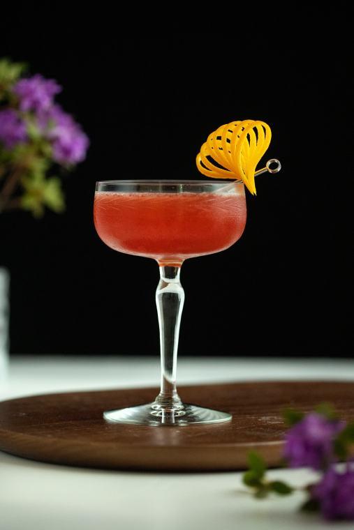 Scofflaw Classic Rye Cocktail