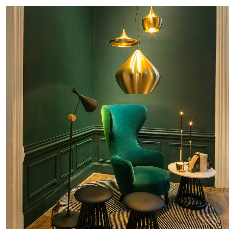 Jewel Tones Interior Design