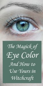 eye color in witchcraft