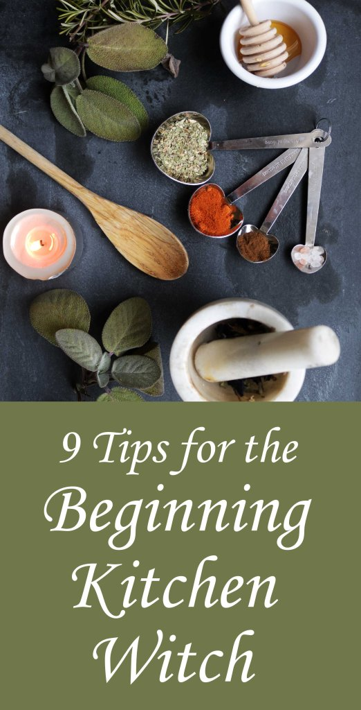 Thinking about starting a kitchen witch practice? Here are some easy steps to start your journey!