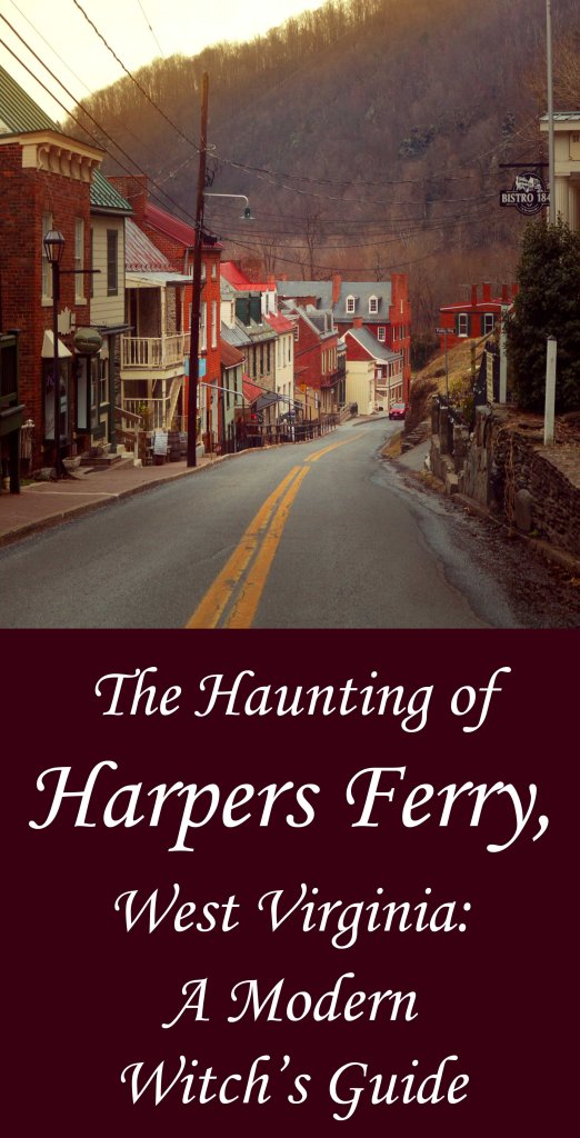 A cute little small town to visit if you're into paranormal investigations/ghost hunting and happen to be traveling through Northern Virginia/West Virginia/Maryland.  This article is full of suggestions for places to visit in Harpers Ferry that are reputed to be haunted.  Super interesting!