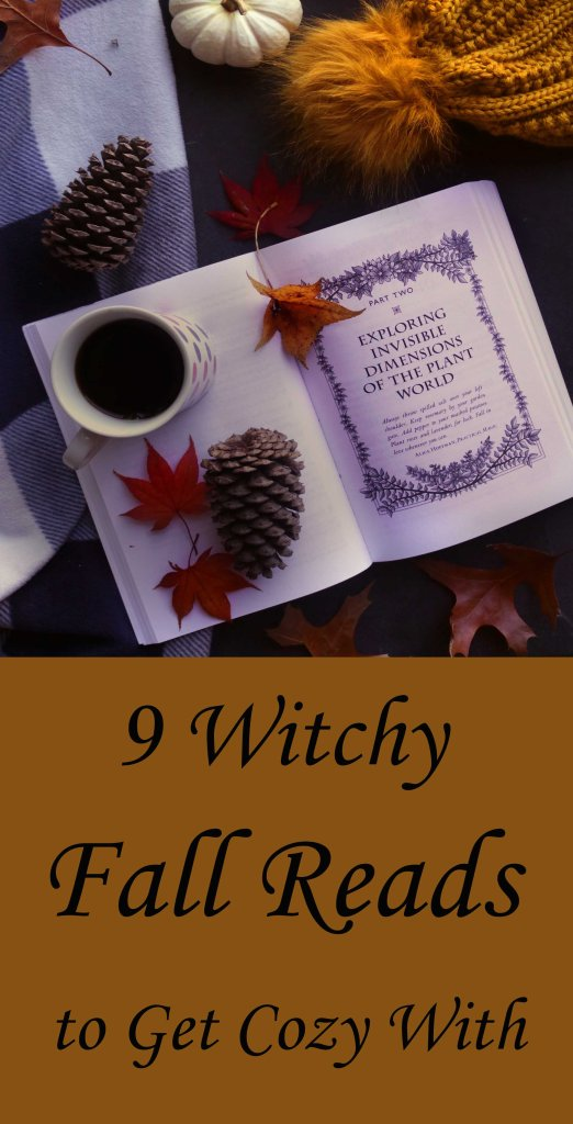 Fall witchcraft books to get cozy with.