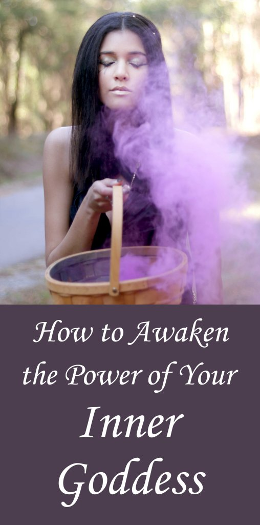 Your inner goddess is sleeping.  Awaken her from her slumber with these ideas to nourish your body, soul and mind.