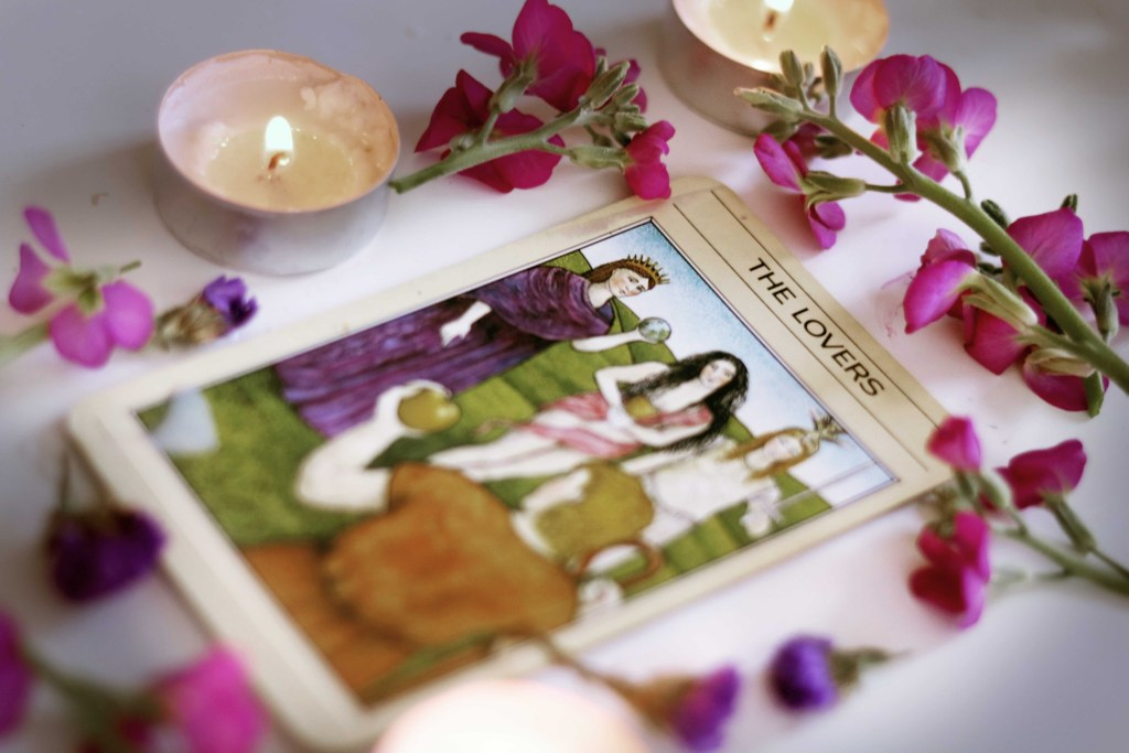 The Lover's Card: A crash course on the most complicated card in the tarot.