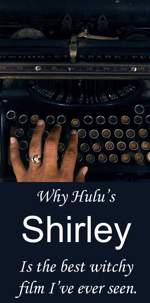 Have you seen it yet? This is why Elizabeth Moss made Hulu's Shirley the best witchy film I've ever seen.
