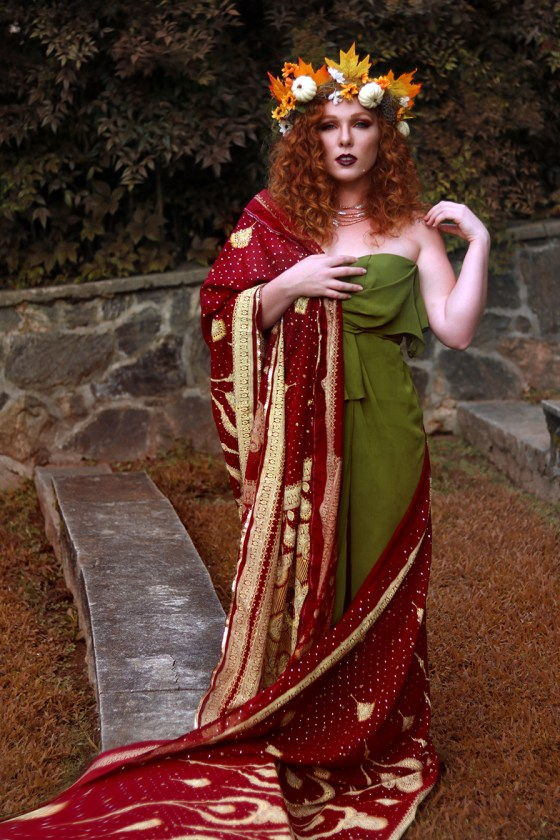 Beautiful Mabon ritual for solitary witches. I LOVE the Fall Equinox and always try to take some time to acknowledge the spiritual power and beauty of the Fall Equinox.