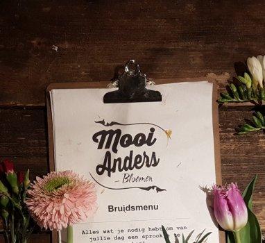 Walk in wedding bouquet Vlog: Zo werkt het.