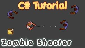 c sharp zombie shooter thumbnail