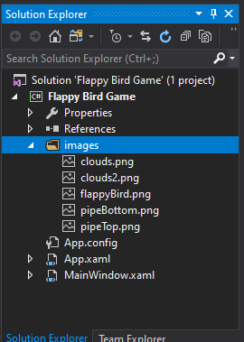 mooict flappy bird wpf c# tutorial - game assets included conclusion