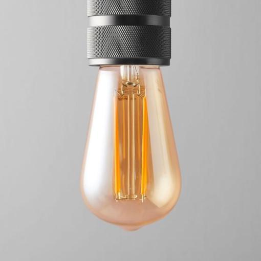 LED Light Bulb - Amber