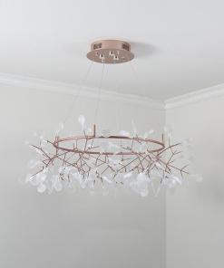 Heracleum chandelier