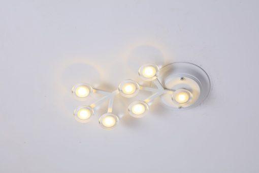 LED net ceiling/wall lamp