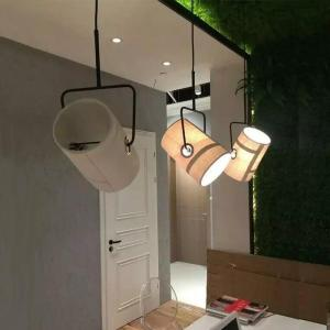 Fork Pendant and Wall lamp